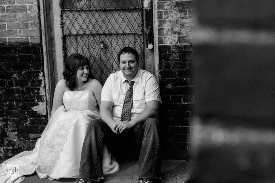 fredericton photographer, bride, trash the dress