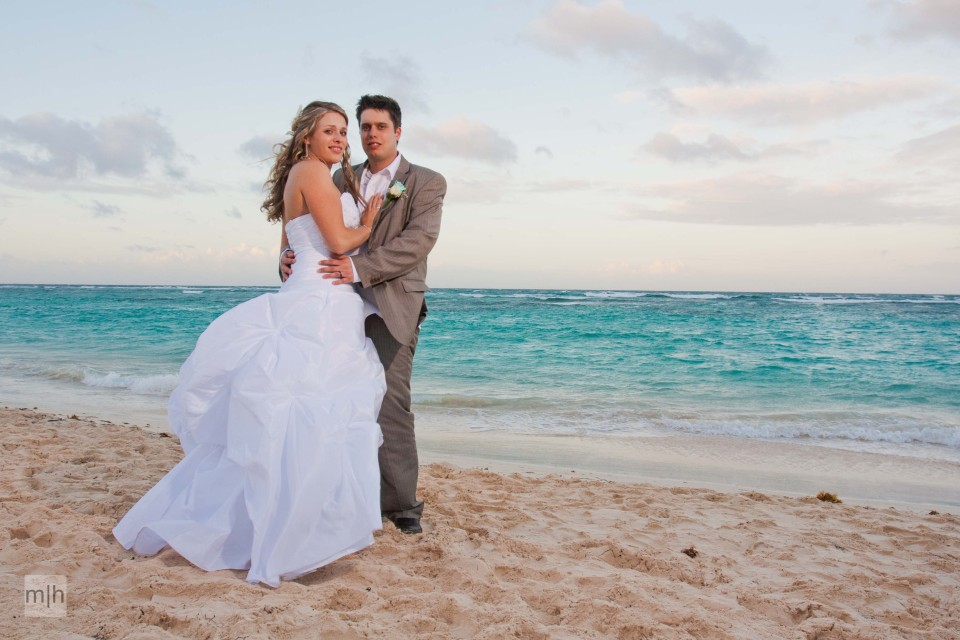 fredericton photographer, destination wedding, punta cana wedding