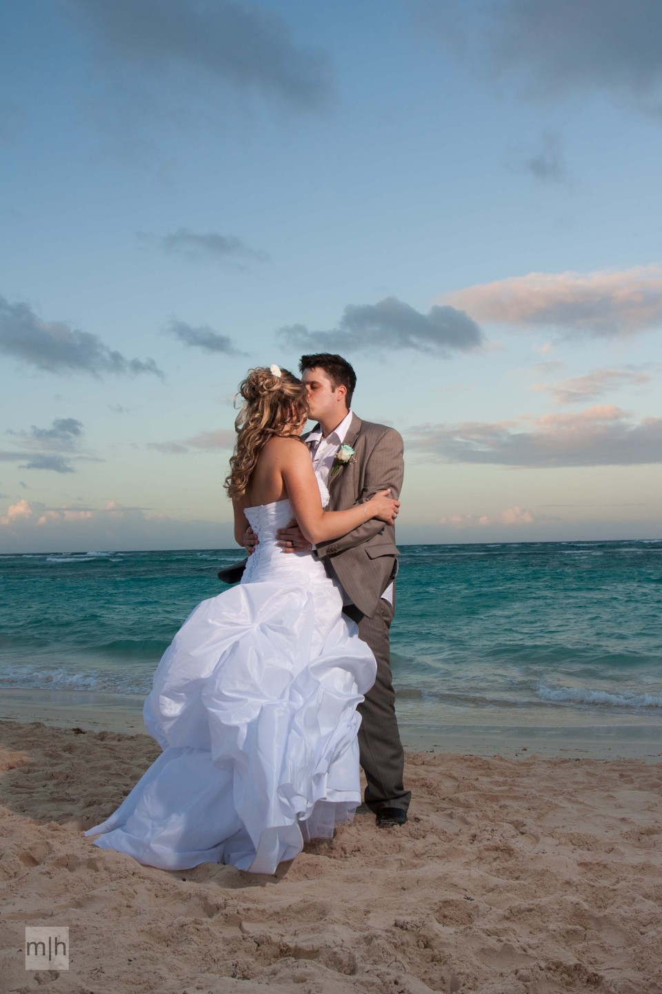fredericton photographer, punta cana wedding, destination wedding, beach wedding