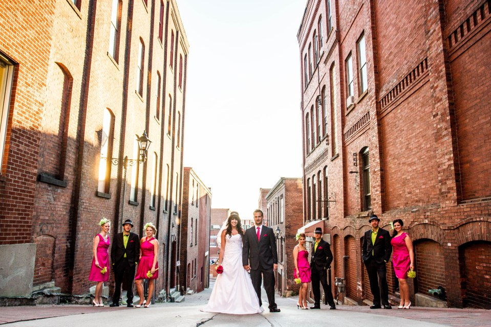 saint john wedding photography