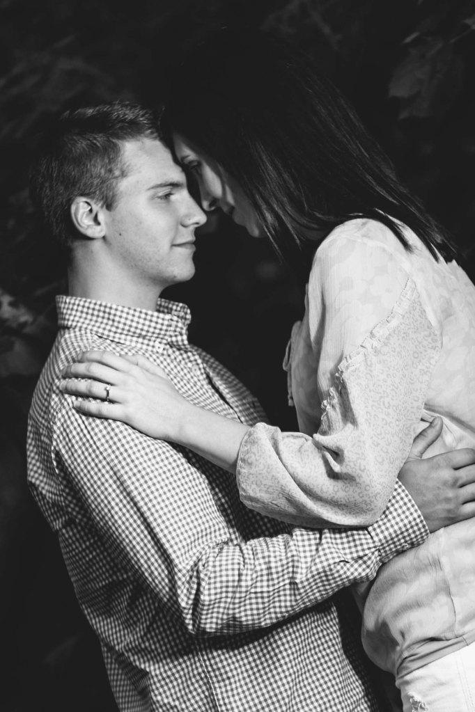 fredericton wedding photographer - engagement session