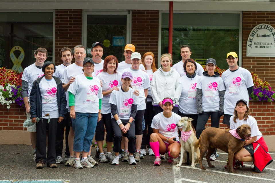 CIBC Run for the Cure 2012 Fredericton