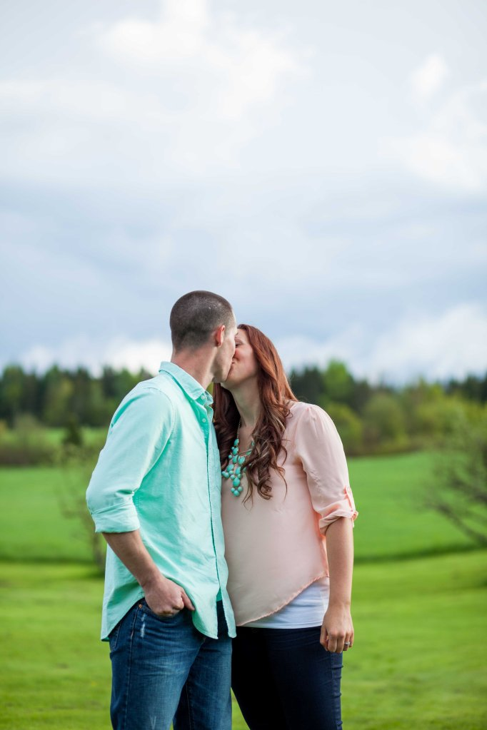 Rustic engagement fredericton